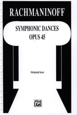 RACHMANINOV - Symphonic dances - Score - Sheet Music - di-arezzo.com