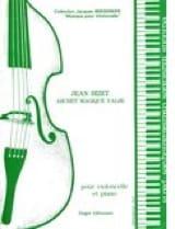 Jean Bizet - Archet magique valse - Partition - di-arezzo.fr