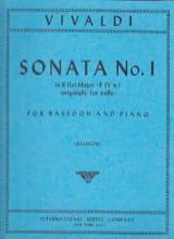 Sonate n° 1 B flat major (F 6 n° 1) RV 47 - laflutedepan.com