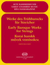 Early Baroque Works for Strings laflutedepan.com