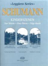 Kinderszenen op. 15, 4 Stücke – String orch. (junior) - laflutedepan.com