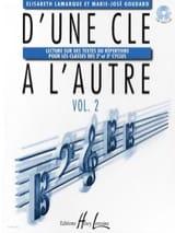 D'Une Clé à l'Autre - Volume 2 laflutedepan.com