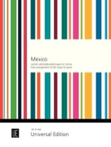 Karl Bruckner - Mexico - Partition - di-arezzo.fr
