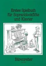 Erstes Spielbuch für Sopranblockflöte und Klavier laflutedepan.com