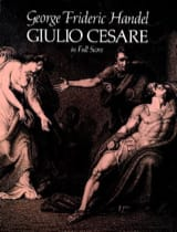HAENDEL - Julius Caesar - Full Score - Sheet Music - di-arezzo.co.uk