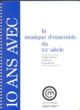 10 Ans avec la Musique d'Ensemble du 20° Siècle - laflutedepan.com