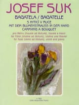 Bagatelle – Flöte (o. Violine) Violine Klavier laflutedepan.com