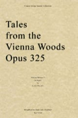 Johann (Fils) Strauss - Tales From The Vienna Woods Op.325 - String Quartet - Partition - di-arezzo.fr