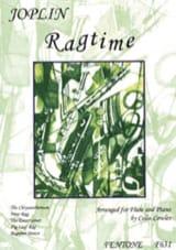 Scott Joplin - Ragtime - Flûte piano - Partition - di-arezzo.fr