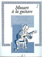 Mozart à la guitare - Volume 2 laflutedepan.com
