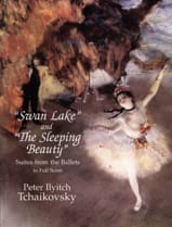 TCHAIKOVSKY - Swan Lake and Sleeping Beauty - Sheet Music - di-arezzo.com