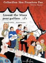 Guillem Patrick / Harrand Pascal - Around the blues - Volume 2 - Partition - di-arezzo.fr