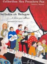 Ballades en Balagne Jean-Christophe Hoarau Partition laflutedepan.com
