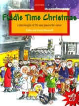 Fiddle Time Christmas Partition Violon - laflutedepan.com