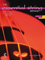Sheila M. Nelson - Essential string method, Volume 2 – Viola - Partition - di-arezzo.fr