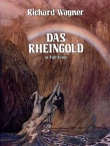 L'Or du Rhin - Full Score Richard Wagner Partition laflutedepan.com