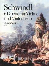 6 Duette für Violine und Violoncello op. 6 laflutedepan.com