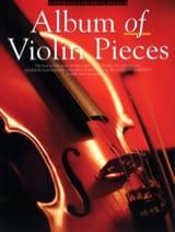 Album of Violon Pieces - Partition - Violon - laflutedepan.com
