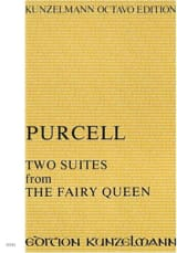 Henry Purcell - Two Suites from The Fairy Queen - Partition - di-arezzo.fr