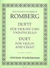 Duett für Violine und Violoncello laflutedepan.com