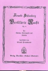 Verklärte Nacht op. 4 - Klaviertrio -Stimmen laflutedepan.com