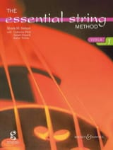 Sheila M. Nelson - Essential string method, Volume 1 – Viola - Partition - di-arezzo.fr