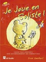Dinie Goedhart - Je joue en soliste ! - Partition - di-arezzo.fr