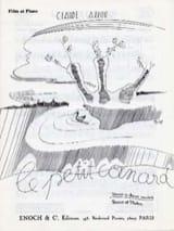 Claude Arrieu - Le Petit Canard - Partition - di-arezzo.fr