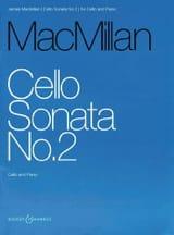 Sonate n° 2 pour Violoncelle et Piano laflutedepan.com