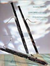 Concerto F. 8 n° 13 en do majeur Antonio Vivaldi laflutedepan.com