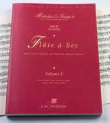 - Méthodes et Traités Volume 1 - Série 3 - Flûte A Bec - Partition - di-arezzo.fr