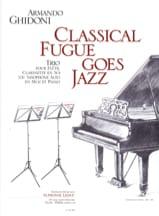 Armando Ghidoni - Classical Fugue Goes Jazz - Sheet Music - di-arezzo.com