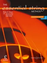Essential string method, Volume 3 - Double bass - laflutedepan.com