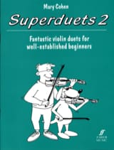 Superduets 2 – 2 Violins Mary Cohen Partition laflutedepan.com