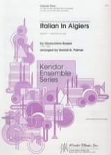 Italian in Algiers Gioacchino Rossini Partition laflutedepan.com