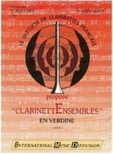 En verdine – Clarinettes laflutedepan.com