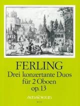3 Konzertante Duos op. 13 -Oboen laflutedepan.com