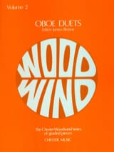 James Brown - Oboe Duets - Volume 2 - Partition - di-arezzo.fr