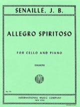 Allegro Spiritoso – Violoncelle - laflutedepan.com