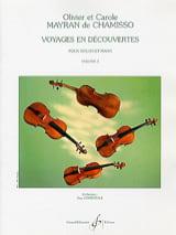 Voyages en découvertes, Volume 2 laflutedepan.com