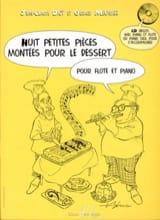 8 Petites Pièces Montées pour le Dessert laflutedepan.com