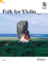 Folk for Violin - Magolt Marianne / Magolt Hans - laflutedepan.com