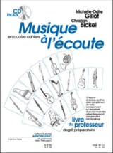 Gillot Michelle-Odile / Bickel Christian - Listening Music - Prep. - Professor - Sheet Music - di-arezzo.com