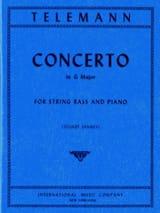 Concerto in G major – String bass laflutedepan.com