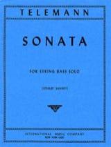 TELEMANN - Sonata for Solo String Solo - Sheet Music - di-arezzo.com