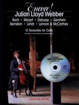 Webber Julian Lloyd - Encore ! - Partition - di-arezzo.fr