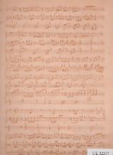 Arnold Schoenberg - Stück für Violine und Klavier - Partition - di-arezzo.fr