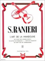 S. Ranieri - The art of mandolin - Volume 2 - Sheet Music - di-arezzo.com