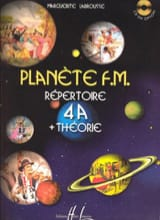 Marguerite Labrousse - Planet FM 4A - Theory Directory - Sheet Music - di-arezzo.co.uk