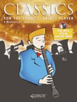 James Curnow - Classics for the young clarinet player - Partition - di-arezzo.fr